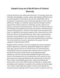 cultural diversity in nursing essays cultural diversity in cultural diversity in nursing care essays 1347144 outlining the fundamental principles of cultural diversity 1245719