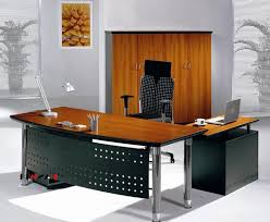 table designs for office. Table Designs For Office Curve Shape Grey Color Computer White Green Colors Wheeled Chairs Keyboard Shelf Tiered Filing Cabinets Black Marble