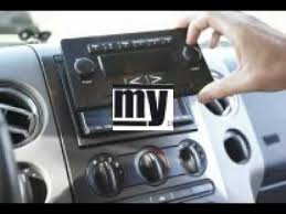 dummyface to secure car stereo !! youtube car stereo cover plate at Car Stereo Cover
