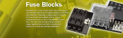fuse blocks products narva fuse boxes · fuse assortments