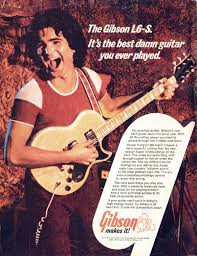 gibson l6 s electric guitar gibson l6 s custom its the best damn guitar you ever played