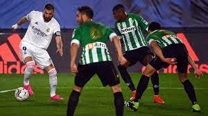 Real Madrid steht im Regen: Betis wird zum Stolperstein - kicker