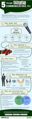 17 best ideas about communication skills 5 cosas que un gran comunicador hace infografia infographic marketing