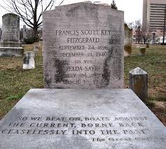 Tombstone Quotes Enchanting FileF Scott And Zelda Fitzgerald Gravepng Wikimedia Commons