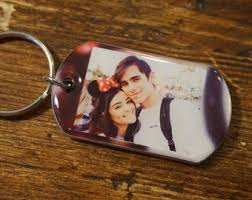personalized key fob handmade in usa photo keychain personalized keychain photo keychain boyfriend gifts