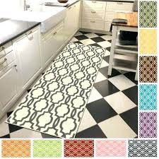 rubber backed rugs on vinyl flooring fancy trellis non slip rubber backed runner rug backing for