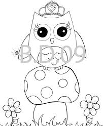 Small Picture Cute Owl Coloring Pages To Print fablesfromthefriendscom
