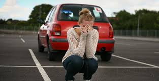 10 reasons people fail their driving test