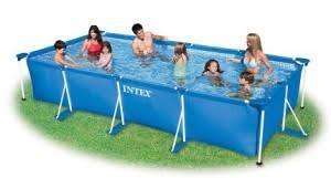 intex above ground pool rectangle. Intex Pool Rectangle 118 By 78 Above Ground