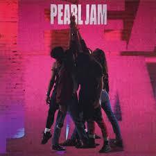 31. <b>Pearl Jam</b> - <b>Ten</b>