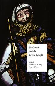 sir gawain and the green knight facing page translation sir gawain and the green knight facing page translation 9780921149927 jpg