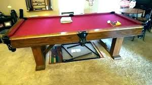 pool table weight. Pool Table Weight G