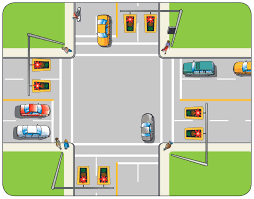 Turning Right On A Red Light Alberta Traffic Signal Power Outage What Do You Do Tranbc