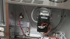 york furnace replace draft inducer motor s1 02642549000