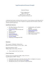 Sample Resume For Medical Receptionist Medical Receptionist Resume Sample Free Download Front Desk 52