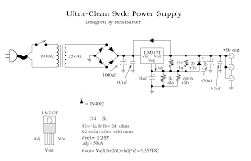 projectschicken shed light circuit schematic the power supply is 12v ultra clean 9vdc power supply project electronics forum gif electronics for you circuit diagrams