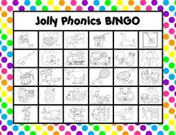 Each sheet provides activities for letter sound learning, letter formation, blending and segmenting. Jolly Phonics Bingo Phonics Jolly Phonics Phonics Sounds