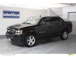 2009 Black Chevrolet Avalanche LT 4x4 #19497499 | GTCarLot.com ...