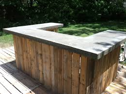 concrete bar top on my outdoor the s with build table and tables 2592x1936px