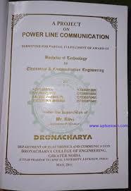 Ece Dronacharya: Final Year Project Report (Format)