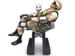 """Американских солдат спасет <b>робот</b>-""""<b>медведь</b>"""": Наука и техника ..."""