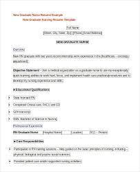 Registered Nurse Resume Example - 7 Free Word, Pdf Documents ...