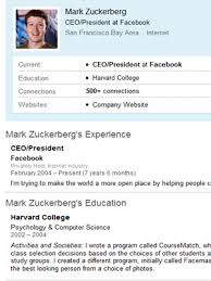 Amazing Mark Zuckerberg Resume Ideas - Simple resume Office .