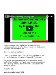 Japanese Candlestick Charting Techniques Youtube Top Dog Trading Simplified How To Trade Any Candlestick