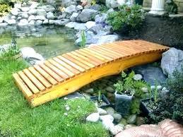 garden bridge kits wooden bridge for garden bridges home depot x ornamental platform kits wooden garden garden bridge kits