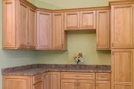 honey kitchen cabinets