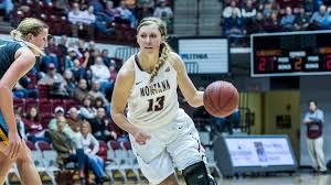 Alycia Harris - Women's Basketball - University of Montana Athletics