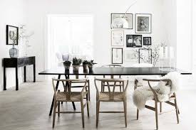 sitting pretty 5 dining chair trends black white and wood eyeswoon