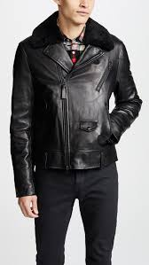 code for mackage mens black roan leather moto jacket 1fabb 0e183