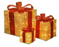 Light Up Gift Box Christmas Decoration Exclusive Inspiration Christmas Gift Lights Box Parcel Lightsaber 4
