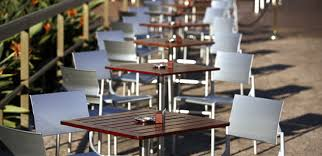 Inspiration of Commercial Dining Tables And Chairs with Outdoor