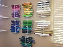 vinyl storage ideas craft room organization vinyl organizer