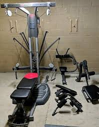Bowflex Ultimate 2 Exercise Chart Bowflex Ultimate 2 Home Gym 250 00 Picclick