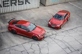 Mercedes C63 AMG & CLK63 AMG Black Series Get Together | Carscoops