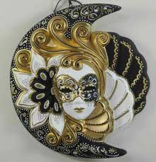 Decorative Venetian Wall Masks Venetian Wall Masks for Decoration 33