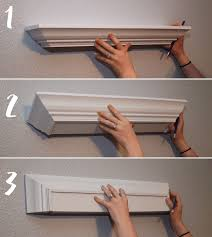 Mounting Floating Shelves StepbyStep Guide to Hang Floating Shelves Shelves Easy and House 37