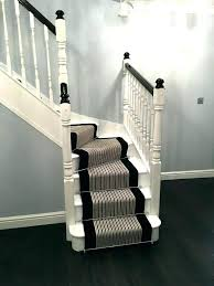 carpet runner stairs rug runners staircase foot plastic stair area rugatching grey for steps do it yourself 0