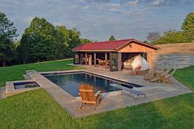 Pool House Designs With Outdoor Kitchen - Outdoor kitchen designs with pool