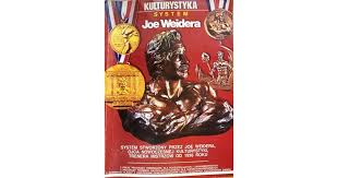 Joe Weider S Bodybuilding System Book And Charts Joe Weiders Bodybuilding System By Joe Weider