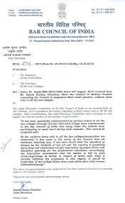 Bar Council Of India Turns Khap Panchayat Wants You To Wear