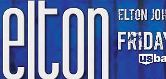 U S Bank Arena Elton John His Band