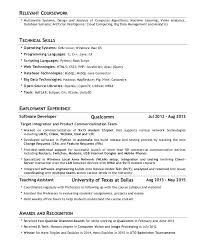 Download Machine Learning Resume