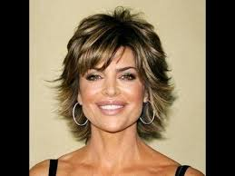 Haircut And Hairstyle part 2 of 2 how to cut and style your hair like lisa rinna 2936 by stevesalt.us