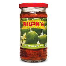 indian style cut mango pickle pouch