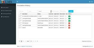 Library Management Technologiez Kinetic System lms