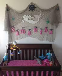 mermaid nursery bedding project sewn girly mermaid bedding sets